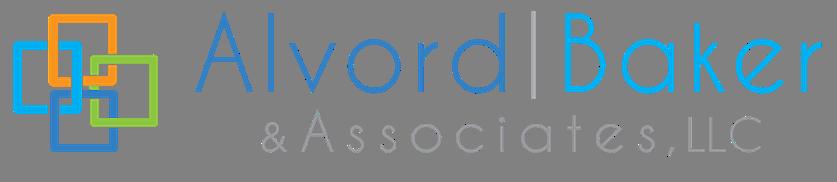 Alvord, Baker logo