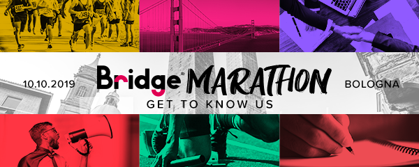 Bridge Marathon - Bologna - Bridge Partners