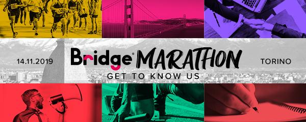 Bridge Marathon - Torino - Bridge Partners
