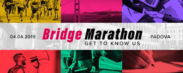 Bridge Marathon Padova 4 aprile 2019