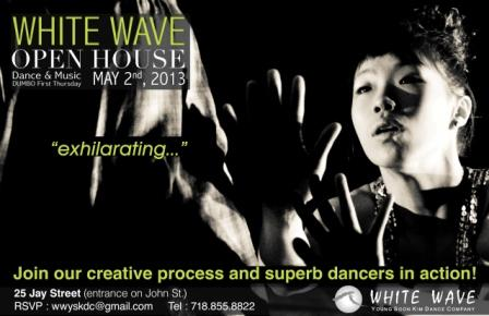 WHITE WAVE Open House