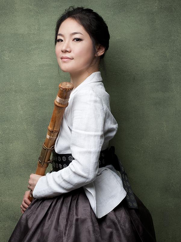 Hyelim Kim - Taegum (korean flute) player