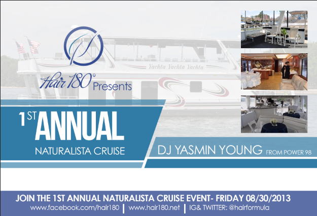 1st Annual Naturalista Cruise