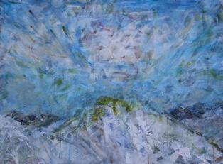 acrylic on Canvas, 36