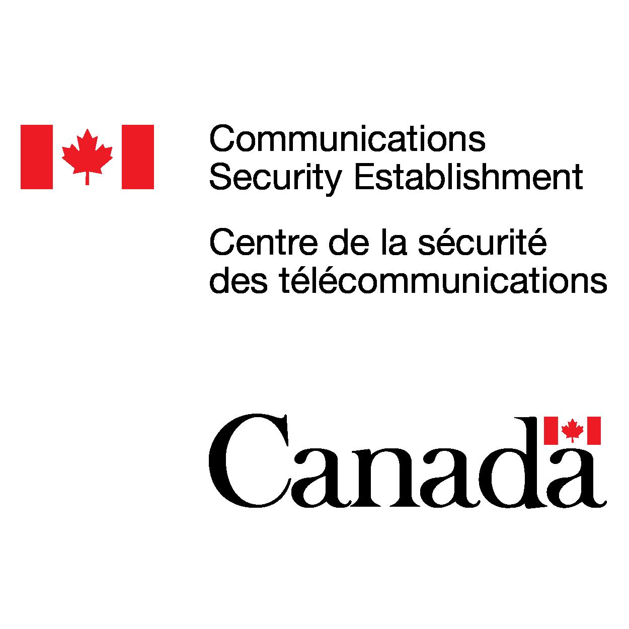 Communications Security Establishment logo