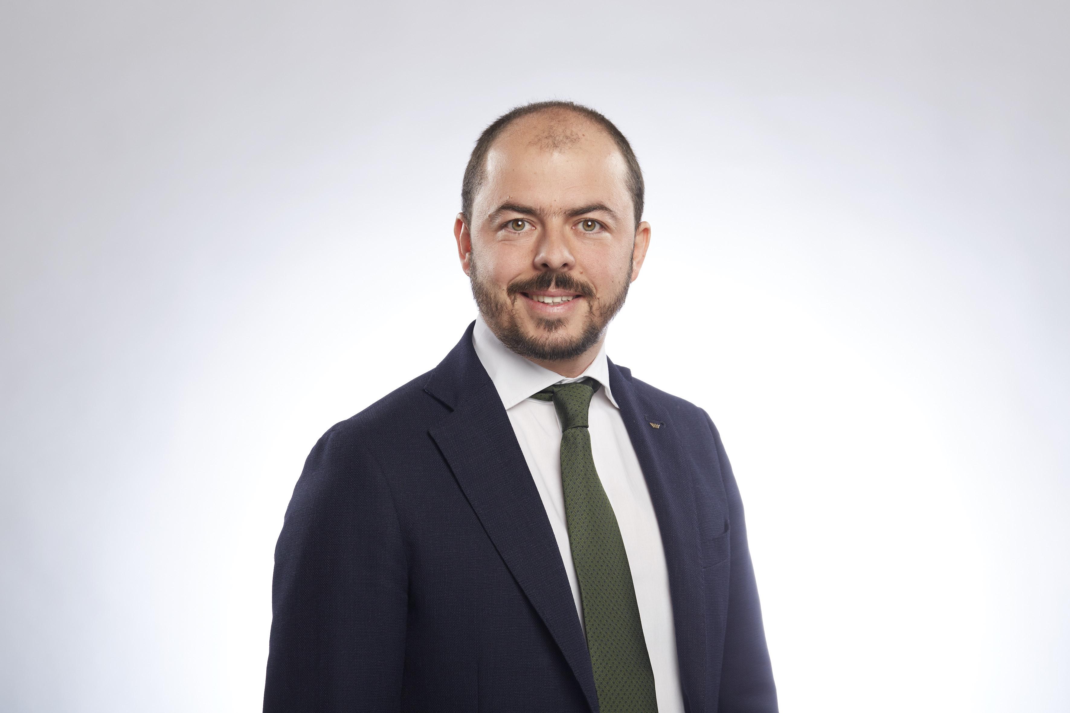 Francesco Benvin - responsabile marketing Schueco
