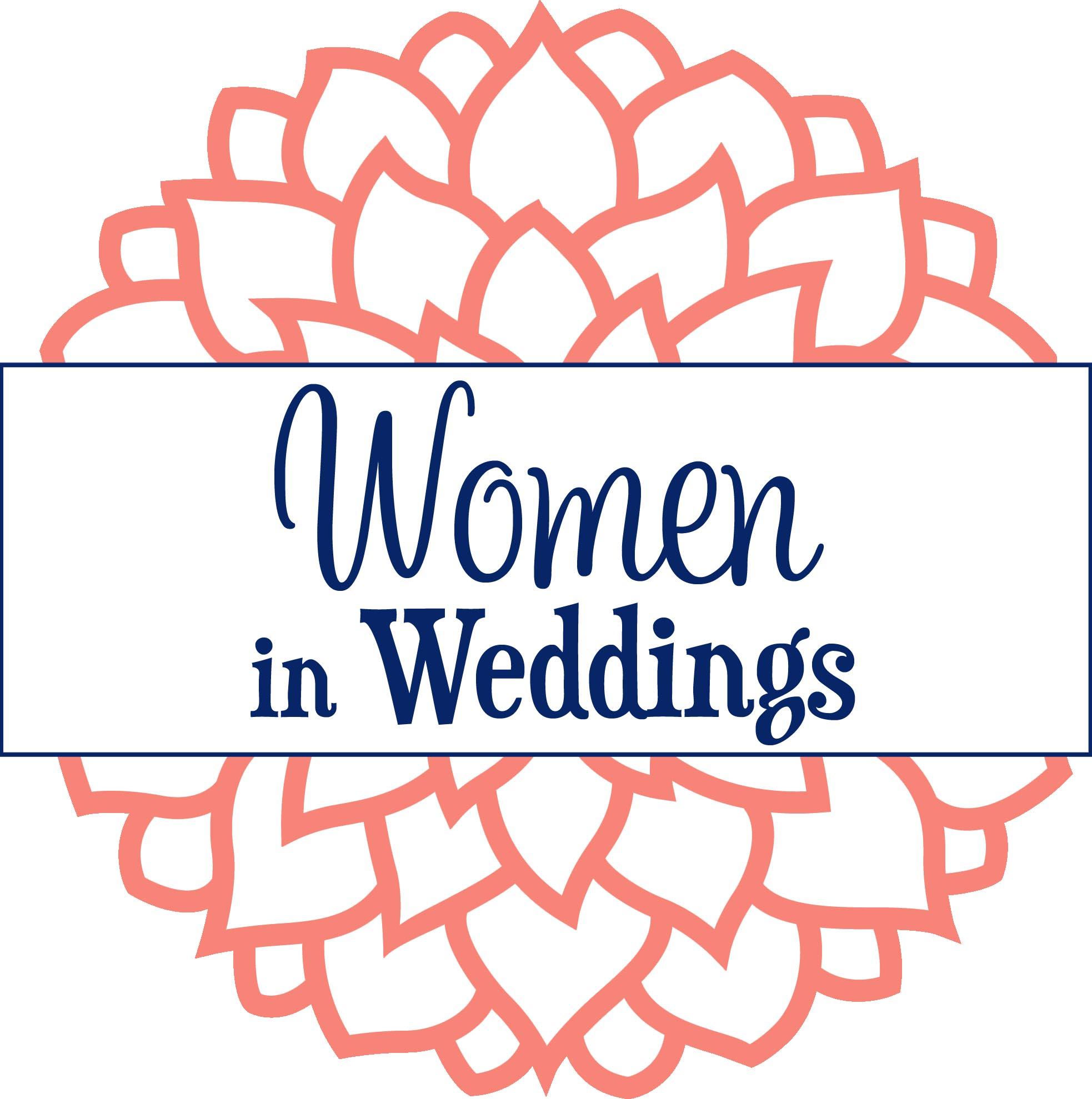 Women in Weddings Logo