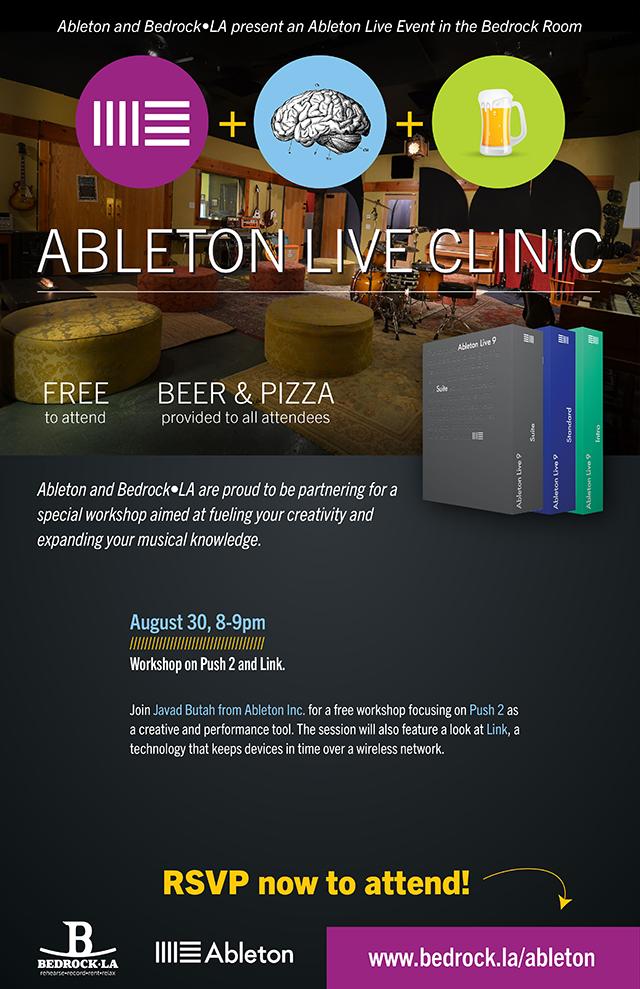 Ableton+Bedrock.LA