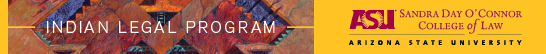 Indian Legal Program at SDOC Wordmark