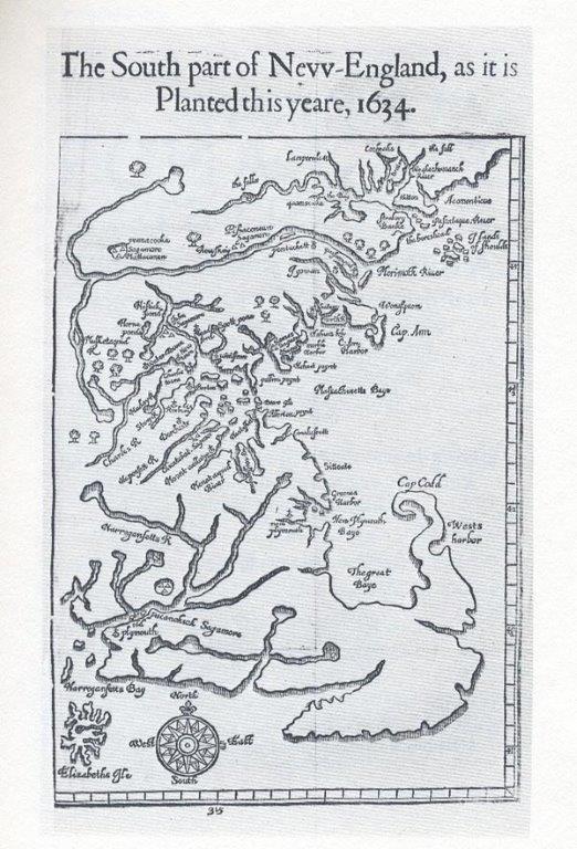 Map 1634