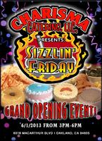 Sizzlin' Friday Restaurant Grand Opening