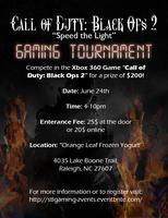 STL gaming tournament