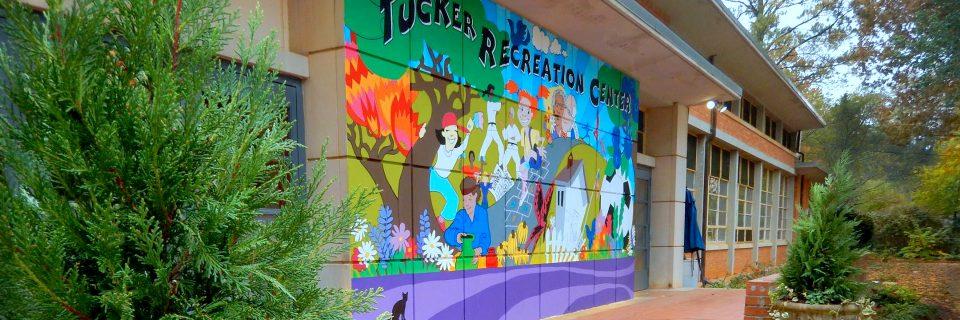 Tucker Rec Center