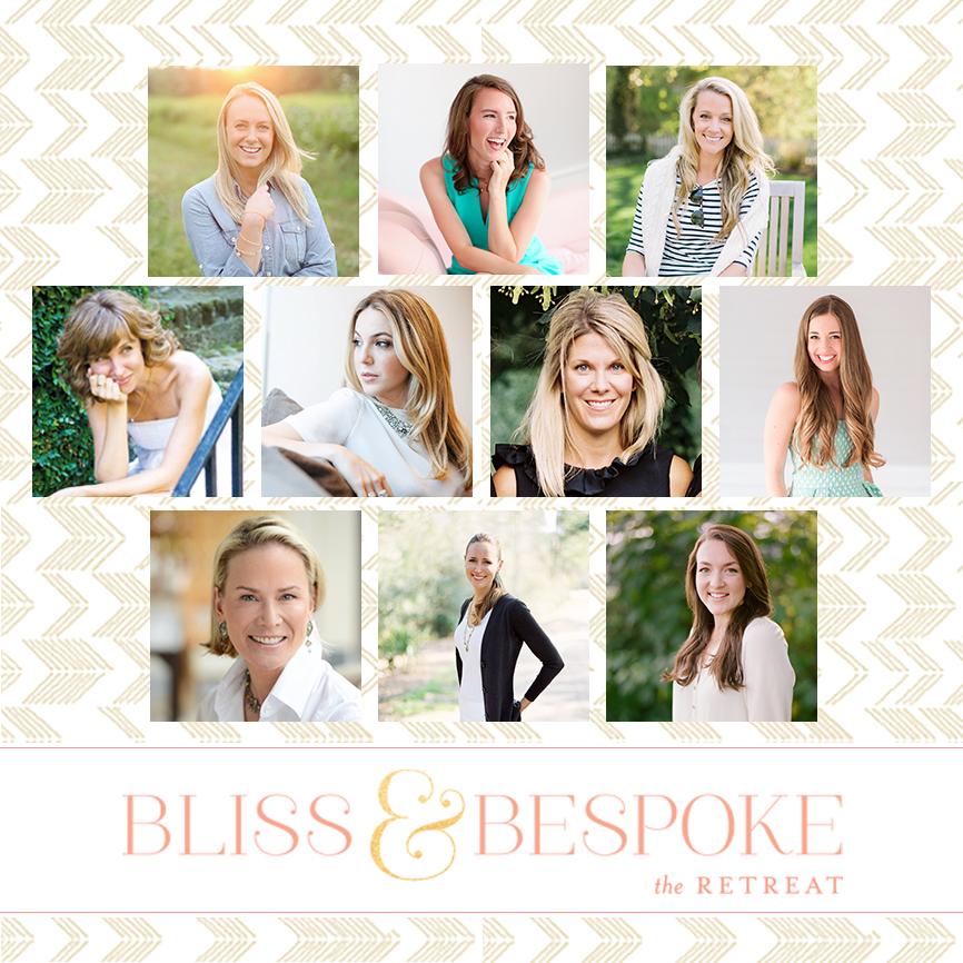 bliss & bespoke 2015 lineup