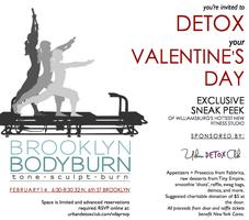Detox Valentine's Day at Brooklyn Bodyburn