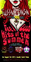 Feel Good Hits Of The Summer 2013. Live Roller Derby Tournament