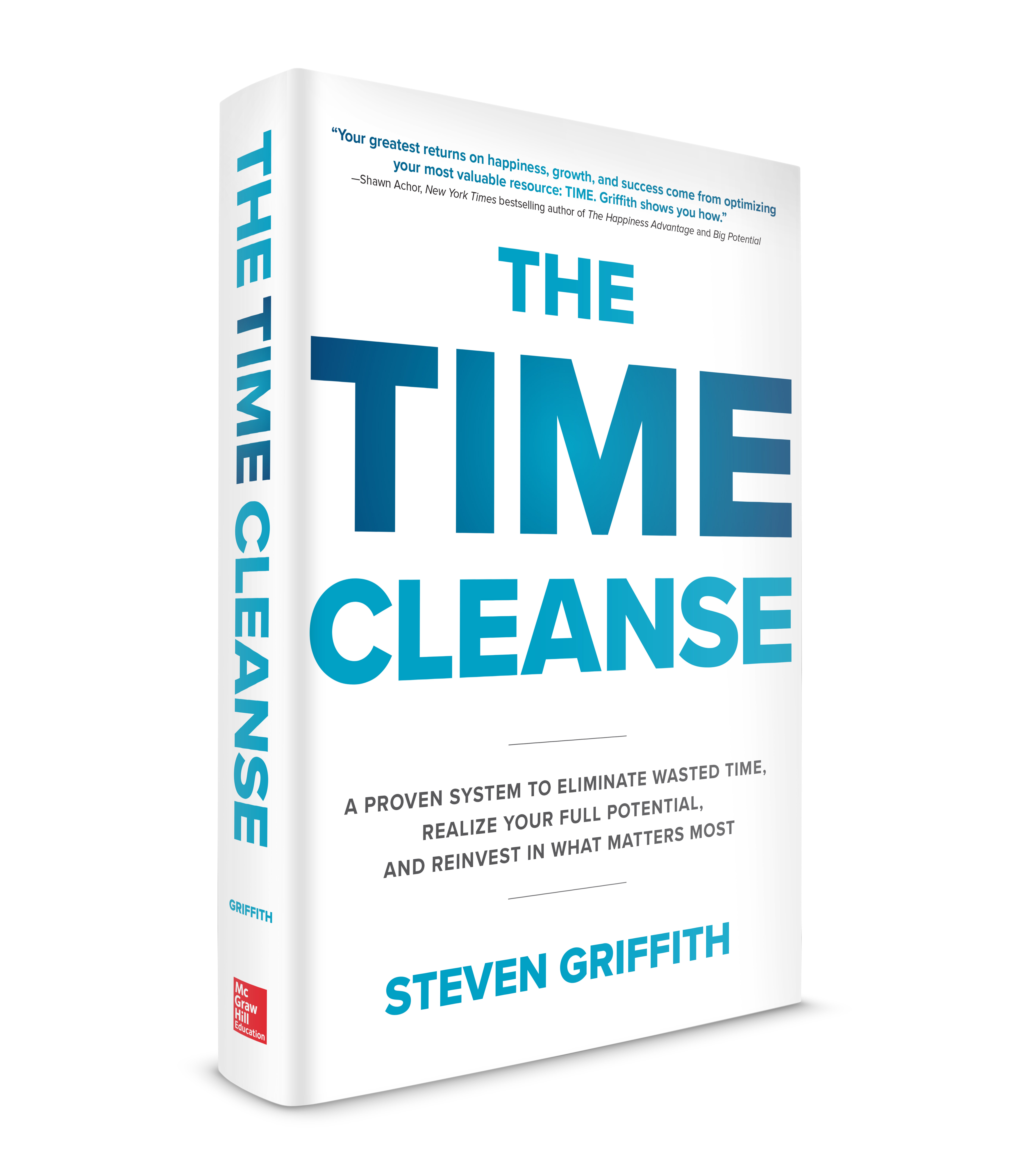 The Time Cleanse By Steven Griffith and Mcgraw Hill