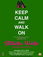 2013 Stiletto Walk