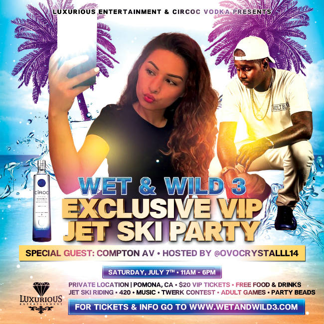 Wet And Wild 3 Exlusive VIP Jet Ski Party presented by Luxurious Entertainment (LuxuriousEntertainment.com)