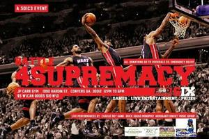 The AAU Battle 4 Supremacy 7 Youth Basketball Tournament