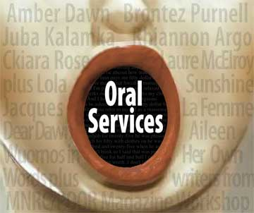 Oral Services at the Sex Worker Festival