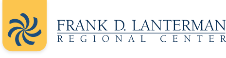 Frank D. Lanterman Regional Center Logo