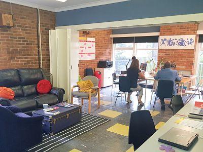 Harrow Work Hub