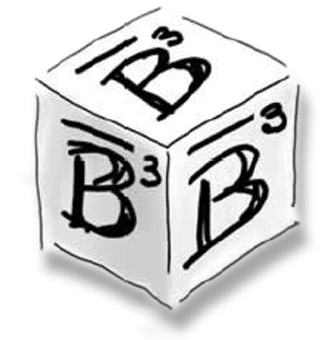 B3 Cube