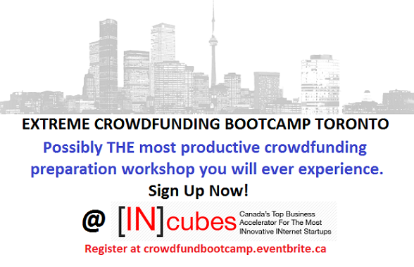 Extreme Crowdfunding Bootcamp