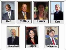 Toledo Mayoral Candidates