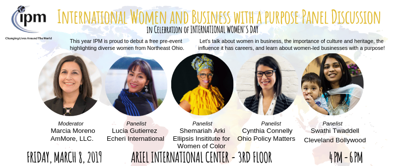One Night for One World: International Women and Business with a Purpose