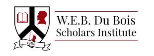 WEB Du Bois Scholars Institute Logo