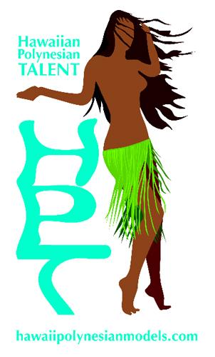 Hawaiian Polynesian Talent Logo