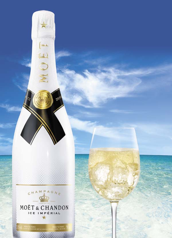 LUX at The TRUMP White Birthday Party by Moët Ice Imperial - Moët & Chandon