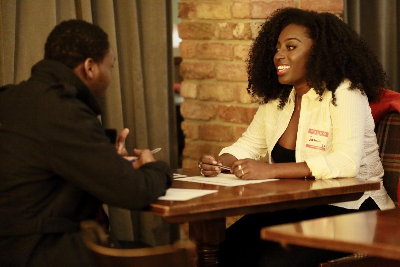 Black speed dating austin