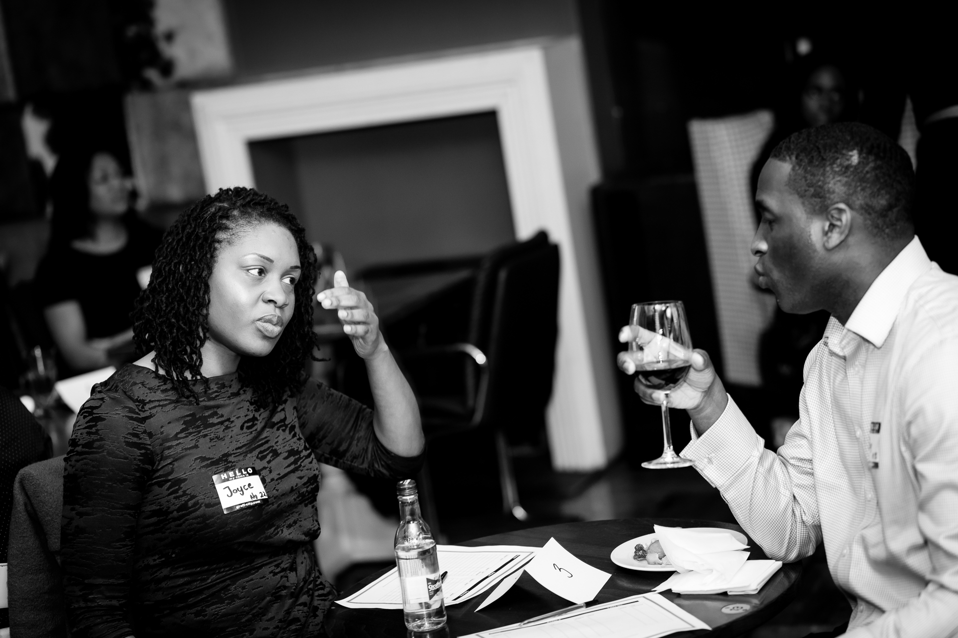 Speed dating for black singles in chicago