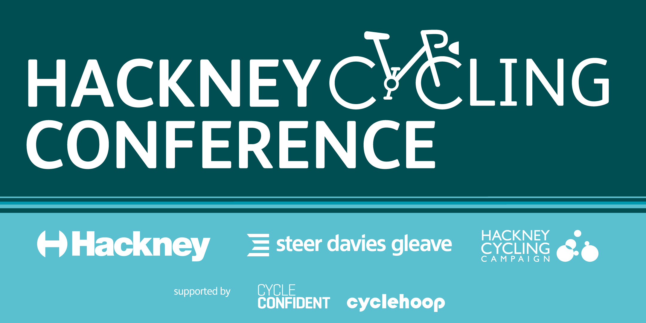 Hackney Cycling Conference header