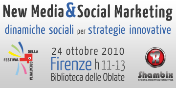 New Media & Social Marketing: Dinamiche Sociali per...