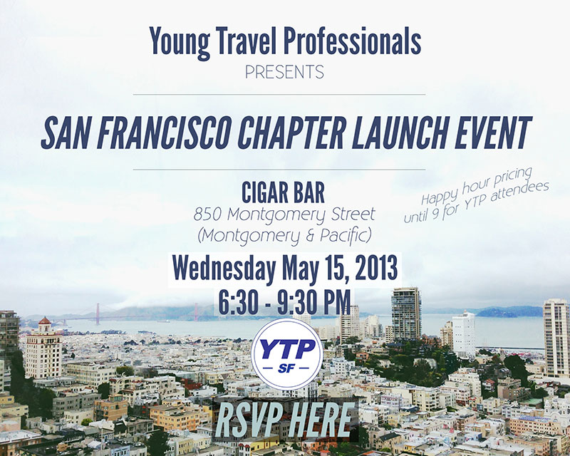 YTP Young Travel Professionals San Francisco