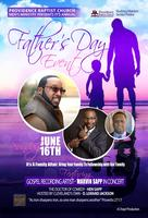Father's Day Gospel Concert & Dinner featuring Marvin Sapp