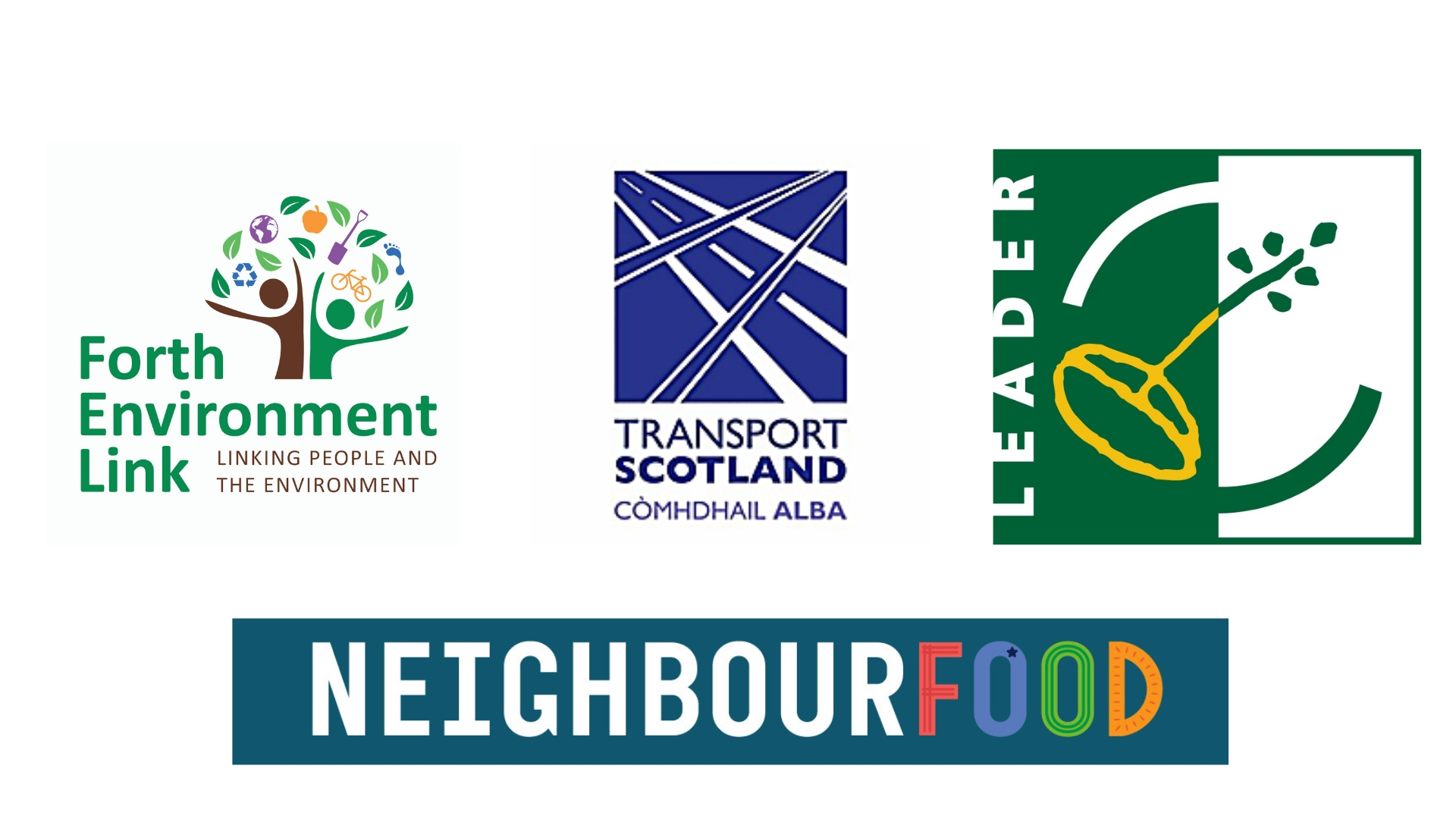 Our Funders and Partner Logos