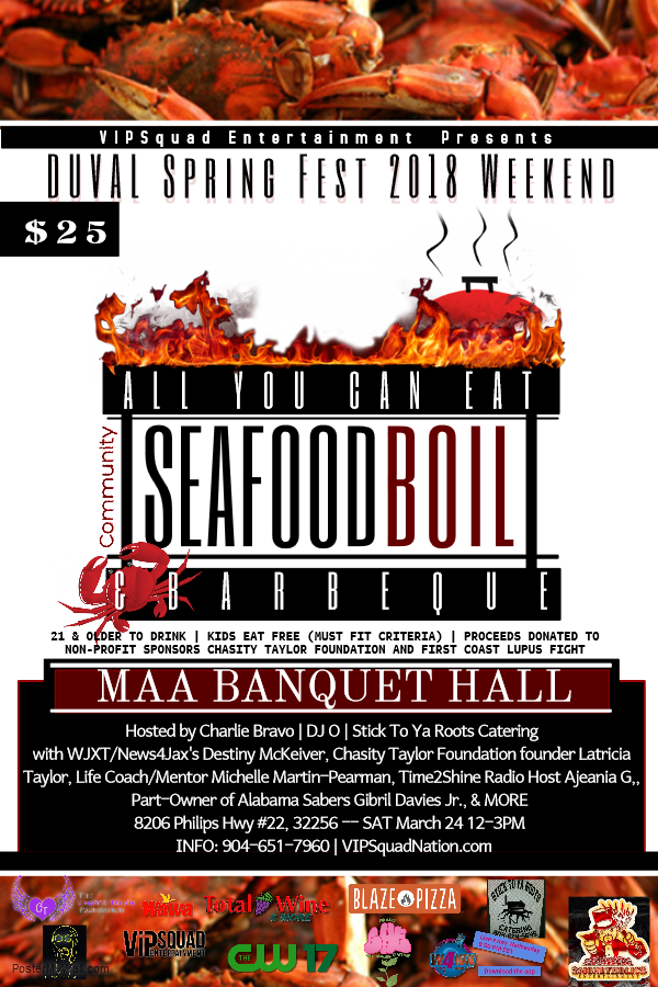 Community Seafood Boil