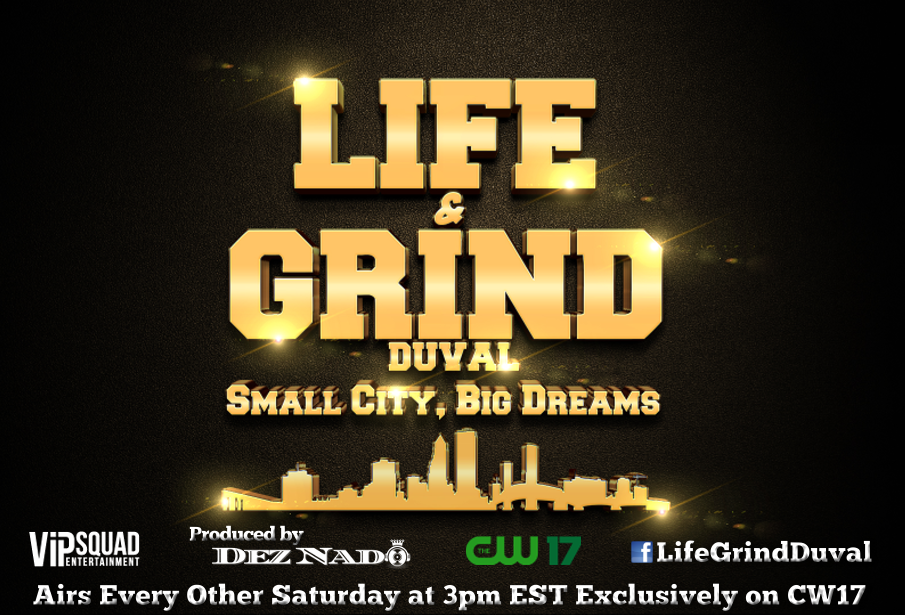 Life & Grind Official CW17 Graphic