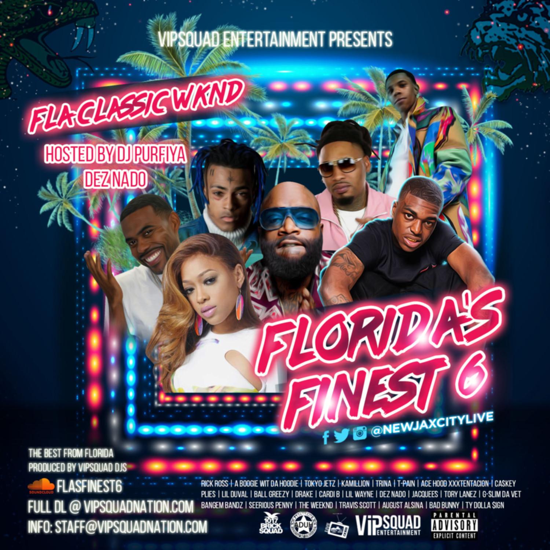 FLAsFinest6 Florida Classic Wknd Mixtape