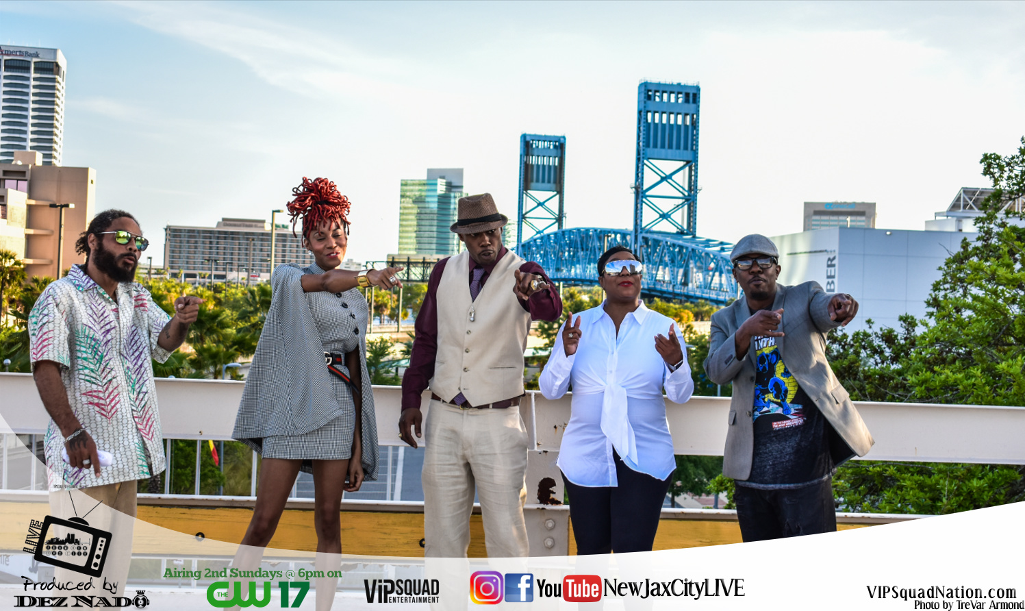 LIVE from New Jax City TV Series on CW