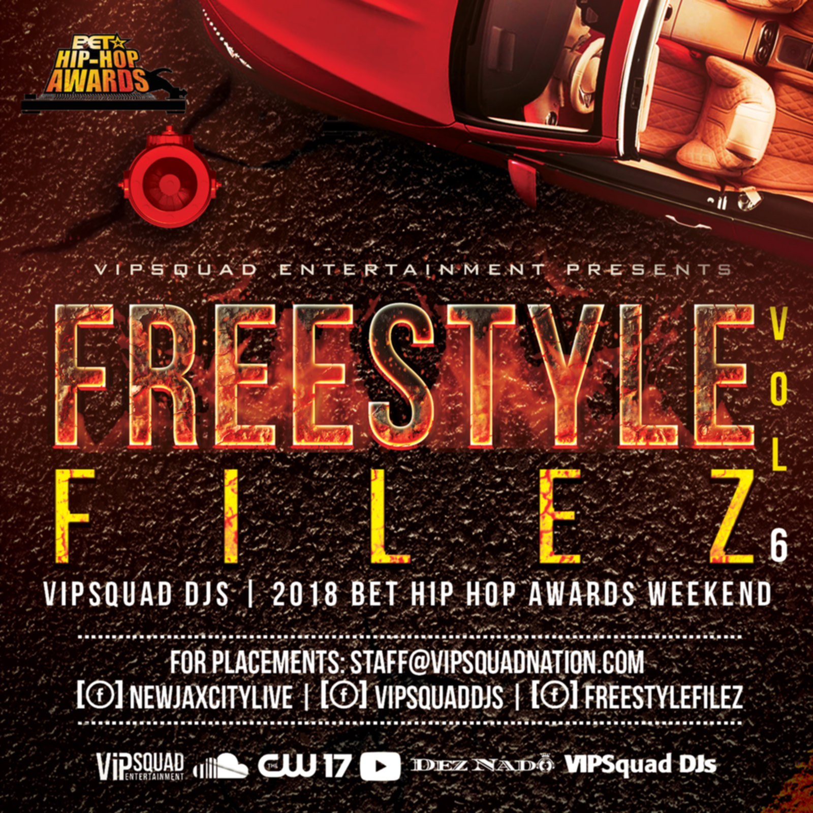 FreestyleFilez6 Official Front Cover
