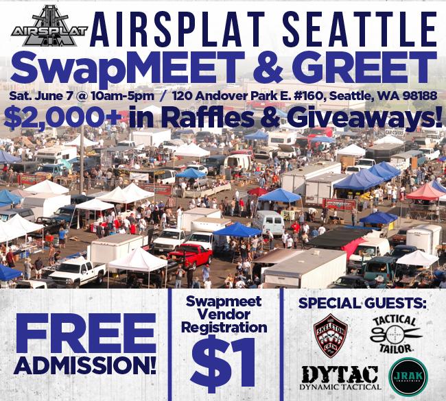 Seattle Meet & Greet 2014