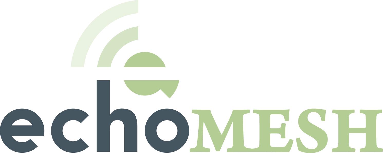 echoMESH logo