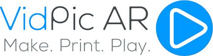 VidPicAR Logo