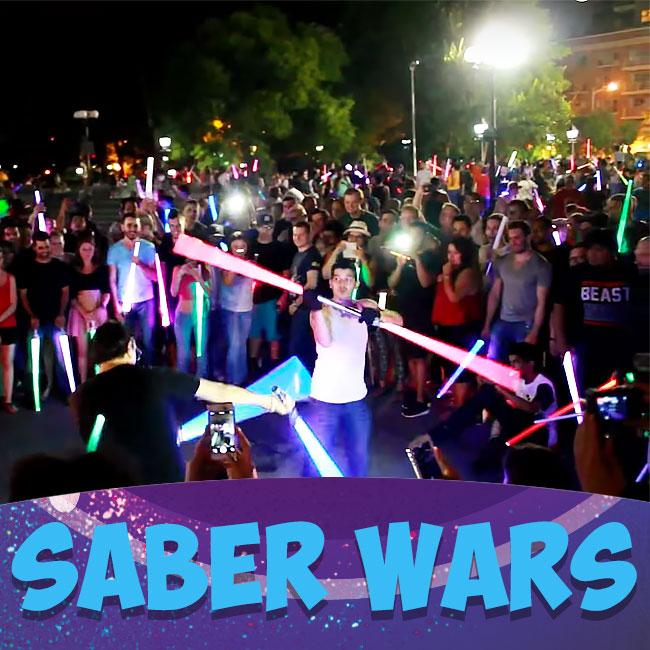 Saber Wars
